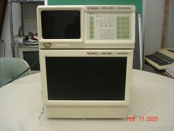 Shimadzu Sil-6b Auto Injector And Scl-6b System Controller Sold As-is For Parts