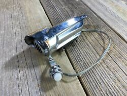 Vintage Muscle Bike Bicycle Battery Operated Horn Bell Nos Bicycle Accessory