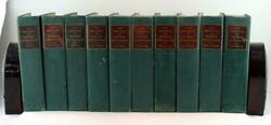 1905 The Writings Of Thomas Jefferson Definitive Edition 20 Volumes In 10 Hc