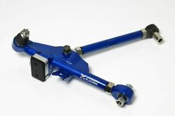 Megan Racing Front Lower Arms W/ Traction Rods Kit For Nissan 240sx 1989 - 1994