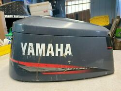 Yamaha Outboard V4 2-stroke 115 Hp Top Cowling 94and039-09and039 - Stk 9192