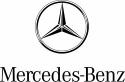 New Genuine Mercedes-benz Ts Spare Wheel Cover 4638901600 / 463-890-16-00 Oem