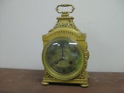 G184 1880s French Bedroom Clock