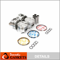 Pistons And Rings