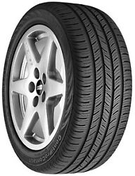 Continental Contiprocontact 255/45r18 99h Bsw 4 Tires