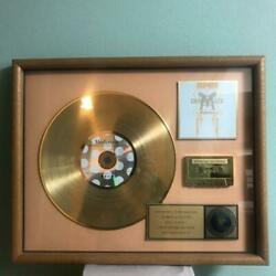 Madonna Gold Disc Collection Limited Rare
