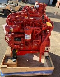 Brand New Cummins Qsb 4.5 Engine With Egr Tier 4 Cpl 4189