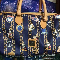 Dooney And Bourke Dcl Disney Cruise Line Tote Bag Never Used From Japan F/s