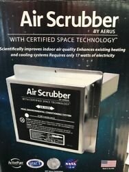 Air Scrubber By Aerus A1013q Hvac With Installation In Your Home.
