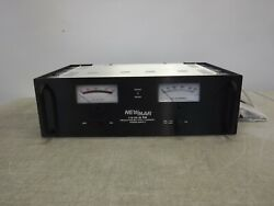 Newmar 115-24-35 Rm Marine Regulated Battery Charger / Power Supply 24vdc 35amp