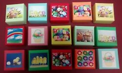 Job Lot Easter Treat Non Chocolate Alternative 10 Boxes And Gift
