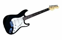 Ric Ocasek The Cars Authentic Signed Guitar W/ Certificate Autographed A1
