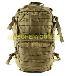 Eagle Industries Filbe Assault Pack Coyote 3 Day Backpack Damaged