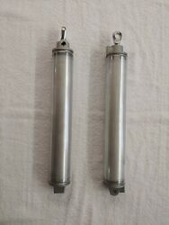 1959-1960 Pontiac Convertible Top Cylinder-all Models- New- Usa- 7 Year Warranty