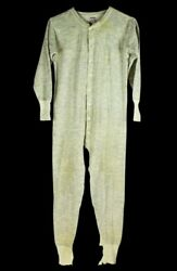 JFK's Famous Well-Worn Personal Long Johns wCOA - One of a Kind -Very Rare