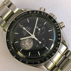 OMEGA Speedmaster APOLLO 11 LIMITED EDITION  Ref 311.30.42.30.01.002 Chronograph