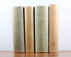 Joseph And His Brothers By Thomas Mann The German Quadrilogy First Edition 1933