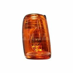 Indicator Rear View Mirror Ford Transit From 08/2013 Right Passenger Lhd Orange