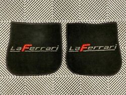 Custom Keith Collins Mats For Ferrari Laferrari