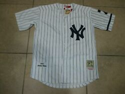 New York Yankees Mariano Rivera Cooperstown Collection Retro Jersey Nwt Sz Xxl