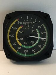 Trintec Aviation Airspeed Indicator Thermometer Fahrenheit/celsius Wall 6.5