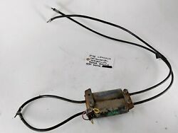 Oem 1978 Lincoln Continental Versailles 4 Way Power Bench Seat With Cables