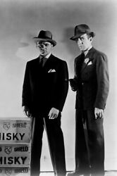 The Roaring Twenties James Cagney Humphrey Bogart Whisky And Guns 24x36 Poster