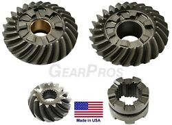 Lower Unit Gear Set 150-225 Hp Johnson / Evinrude Outboard - Special Ratio 1.78