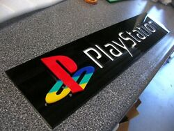 Custom Order 3d Sign Art Gaming Private Listing New