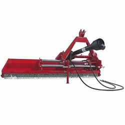 Titan 72 3-point Flail Mower With Hydraulic Side Shift