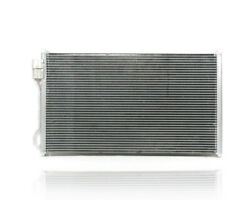 Ac Condenser For 99-04 Mustang Cobra/mach1 8cy 4.6 W/o Rubber-strips 3r3z19712aa