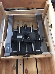 Ctm Labeling Systems Label Printer Stand Base H-frame Mounting Stand Base