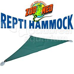 ReptiHammock Mesh Hammock Bearded Dragon Reptile Zoo Med Small Large or Giant