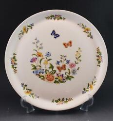 Vintage Aynsley English Bone China Cottage Garden 12 Charger Service Plate