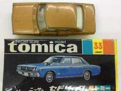 Tomica Nissan Cedric Die-casting Model Car 165 Scale Made In Hong Kong From Jpn