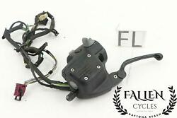 00 Bmw K1200lt Left Hand Switch Control Clutch Master Lever Assembly