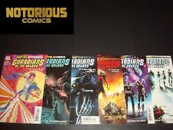 Guardians of the Galaxy 7 8 9 10 11 12 Complete King in Black Comic Lot Set