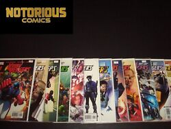 Young Avengers 1-12 Complete Comic Lot Run Set Marvel Heinberg Cheung Marvel