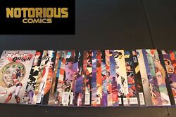 Harley Quinn 0-30 Complete Comic Lot Run Set Conner Palmiotti Dc Collection