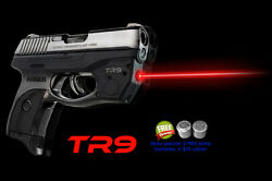 Armalaser Tr9 Ruger Lc9 Lc9s Lc380 Ec9s Red Laser Sight With Grip Activation