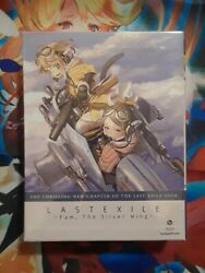 Last Exile Fam The Silver Wing Part One 1 Limited Ed. Bd/dvd, 4-disc Set