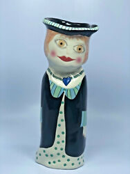 Bella Casa Susan Paley By Ganz Head Vase 10 By11and039and039 Collectable