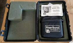 Riser-bond Digital Time Domain Reflectometer 2901c,cable Fault Locator With Case
