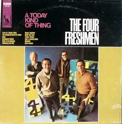 The Four Freshmen A Today Kind Of Thing Near Mint Liberty Vinyl Lp
