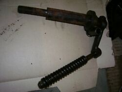 Vintage Ford 850 Gas Tractor -3 Point Top Link Linkage- 1955