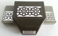 Stampin UP Large Border Lace Ribbon Punch NEW
