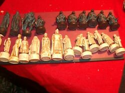 Lord Of The Rings Return Of The King Replacement Chess Pieces Sold Separately