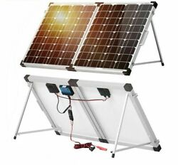 Fold-able Solar Panel Controller Photovoltaic Battery Cell Module System Charger