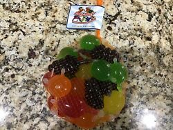 Famous Tik Tok Tiktok Fruit Jelly Dely Gely - 25 Units Of 40 Grs Each