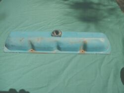 1980and039s Olds Valve Cover Oldsmobile. One Used Part. Please Read Description.